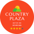 Country Plaza Motor Inn Logo